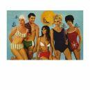 Postkarte - DDR Versandhauskatalog - Bademode - Nr. 092 -...