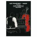 Postkarte - Bebop Jazz