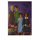 Postkarte - DDR Versandhauskatalog - Damenhafte Eleganz -...