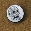 Chapa - El cabeza en piedra - Pin