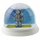 Snow dome - Shaking ball - Robot