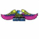 Adhesivo - Águila Speed Eagle a la derecha