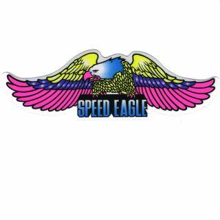 Aufkleber - Adler Speed Eagle links - Sticker