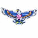 Adhesivo - Águila a la iezquerda