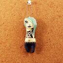 Loco Muñequita - SODA Chica - Colgante de llave