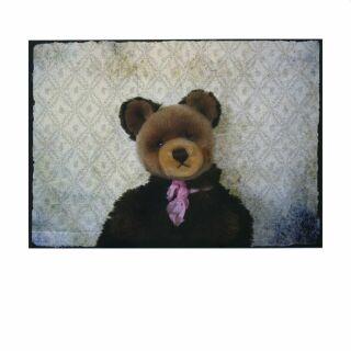 Postkarte - Mister Teddy - Henri Banks