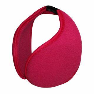 Ohrenwärmer - Ohrenschützer - Ohrwärmer - pink - groß
