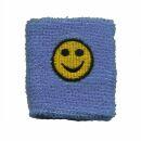 Banda de sudor - brazo - Smiler - azul