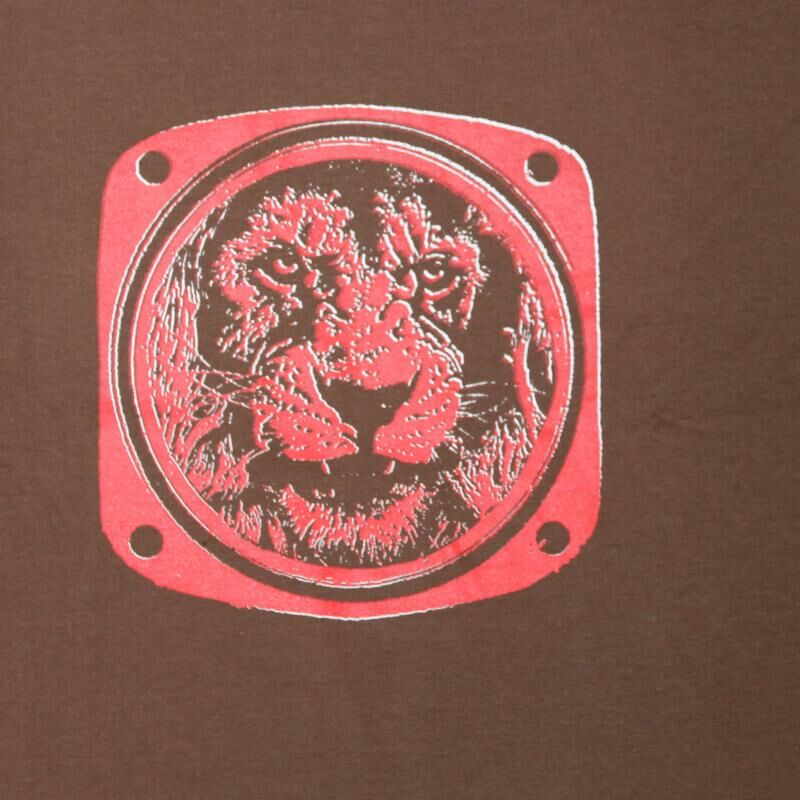T-Shirt - Lion Box Zion