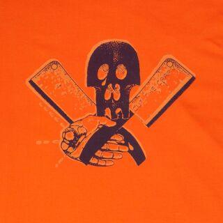 T-Shirt - Cut the crap - Skull
