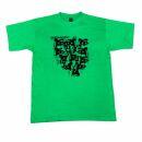 Camiseta - Defragment 13 verde