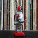 Robot - Tin Toy Robot - Robot