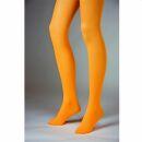 Neon-Strumpfhose - orange