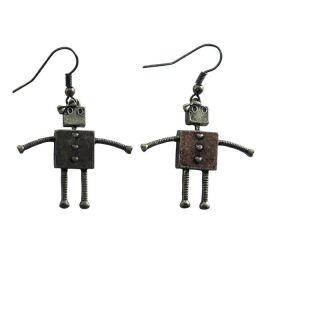 Ohrringe - Robot-Girl 2