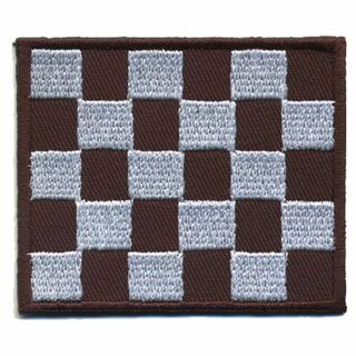 Patch - Checker - SKA