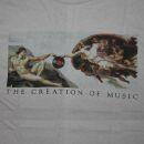 Camiseta - The Creation of Music - gris