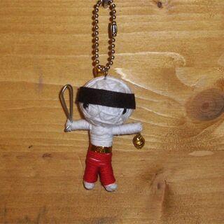 Voodoo Püppchen - Aladdin - Voodoopuppe - Schlüsselanhänger