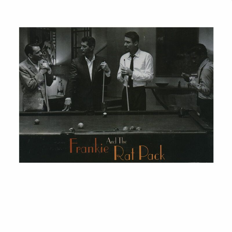 Postkarte - Frankie and the Rat Pack