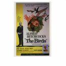 Postkarte - Alfred Hitchcock - The Birds