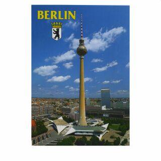 Postkarte - Berlin - Alexanderplatz