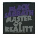 Patch - Black Sabbath - Master Of Reality