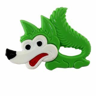 Pin - Renard - green - Badge