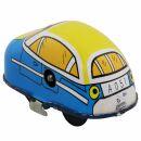 Juguete de hojalata - Car Highway - azul