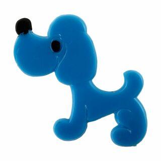 Pin - Big Dog - blue - Badge