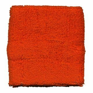 Polsino - Fascia da polso tergisudore tinta unita - arancione