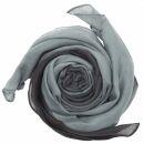 Pañuelo de algodón - negro - color...