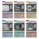 Card game - Das Testbild- Quartett