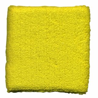 Banda de sudor - brazo - amarillo claro