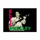 Postkarte - Elvis Presley - Guitar