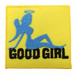Aufnäher - Good Girl - Patch