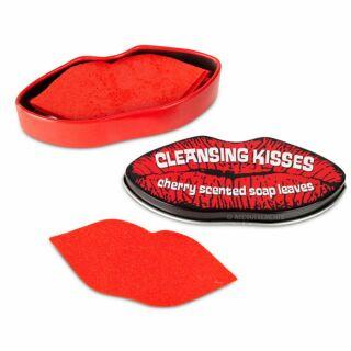 Seife - Cleansing Kisses - Kuss Seifenblätter