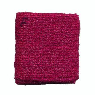 Sweatband - pink glittering