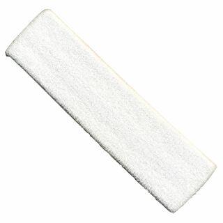 Stirnband einfarbig - weiß