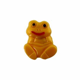 Broche - Rana peque?a - amarillo - Pin