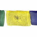 Banderas tibetanas de oración - 20 cm de ancho -...