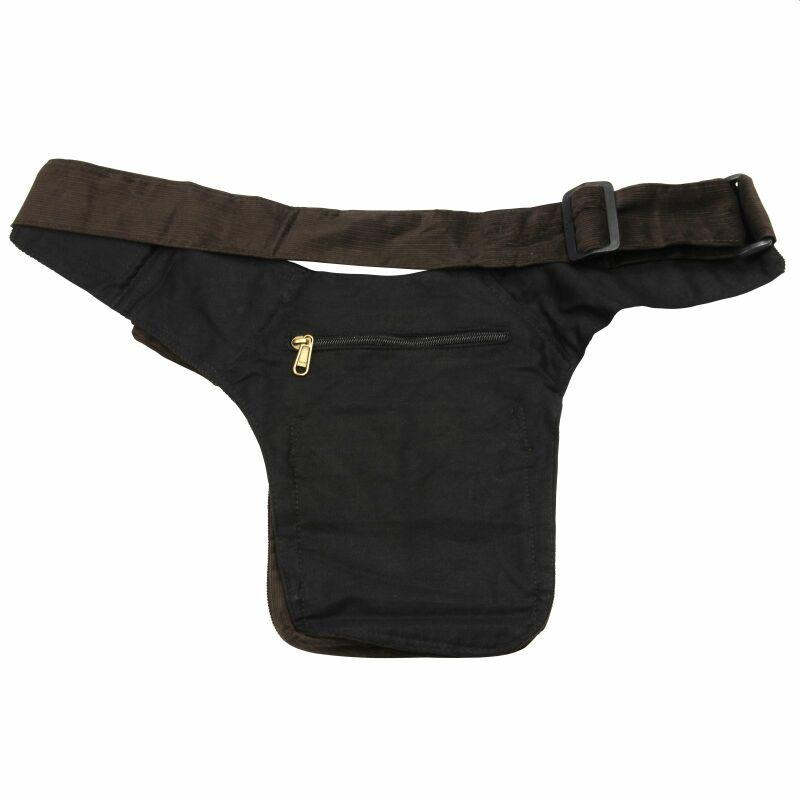 Bauchtasche Gürteltasche braun Buddy Hüfttasche