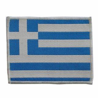 Aufnäher - Griechenland - Flagge - Patch