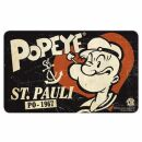 Bread board - Popeye - St. Pauli - Cutting board